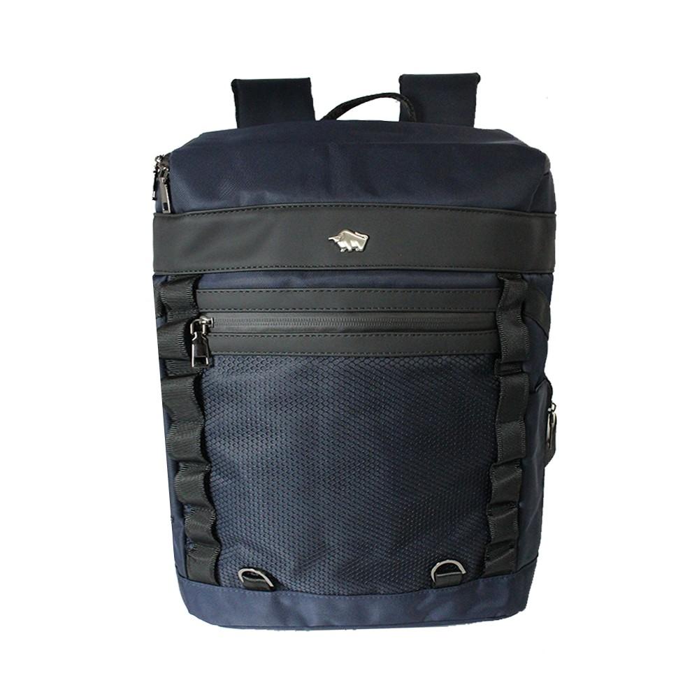 DRAKA 達卡 - 時空旅者系列-筆電後背包-藍