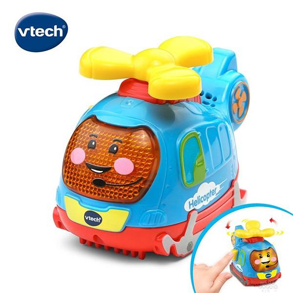 Vtech 嘟嘟聲光互動車-直升機 / 玩具車 / 嘟嘟車