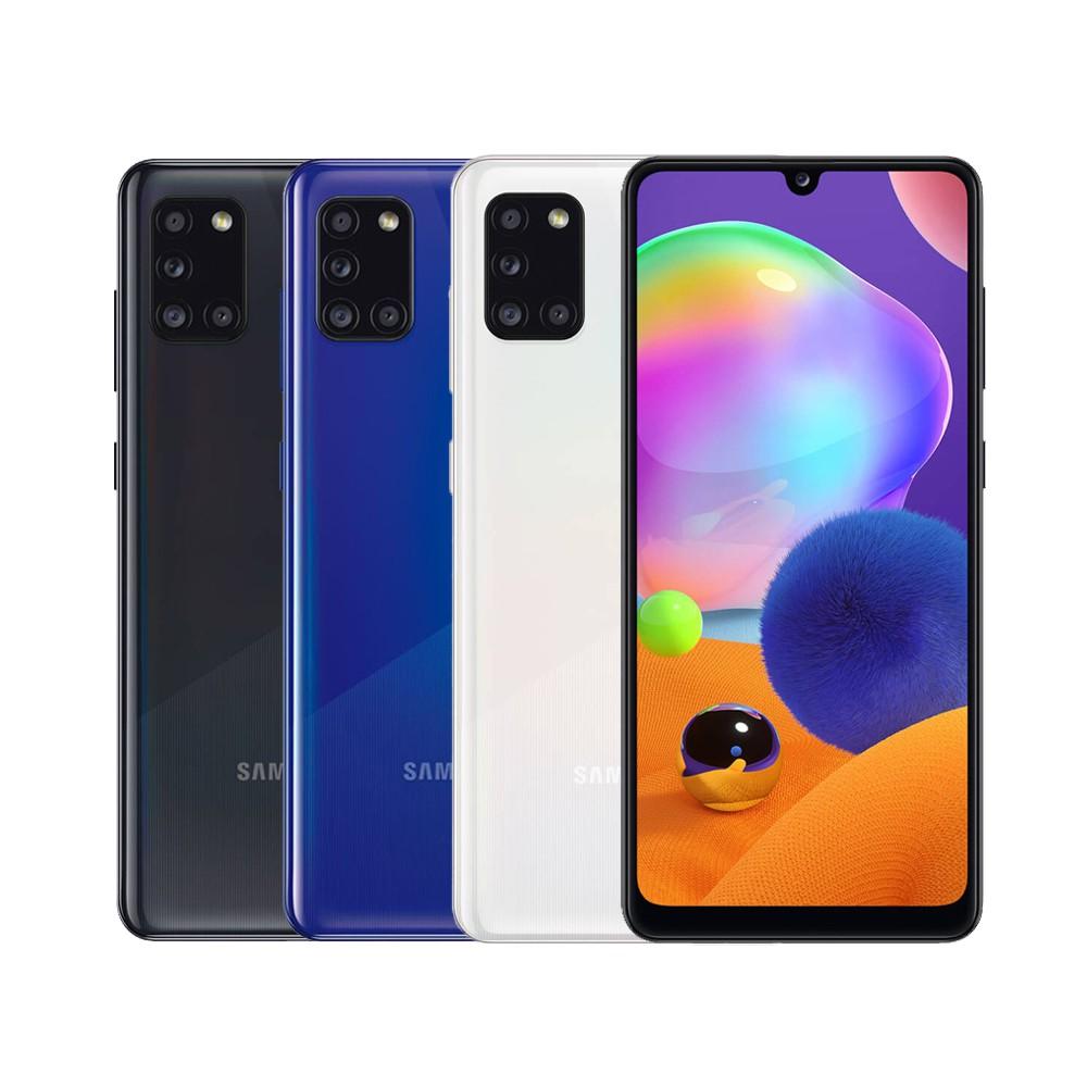 Samsung Galaxy A31 (A315) 6G/128G 6.4吋 八核心智慧型手機 廠商直送