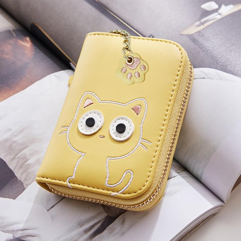 %珍品下殺%2020年新款卡包女小ck可愛韓國個性銀行卡夾小巧超薄簡約卡片包女