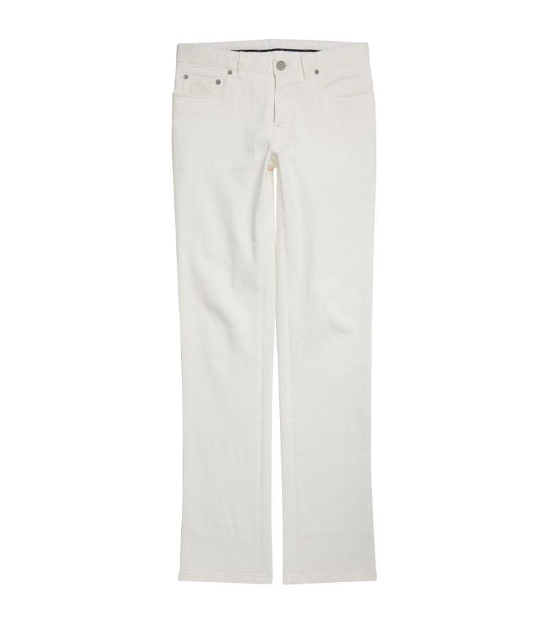 Brioni Slim Coloured Jeans