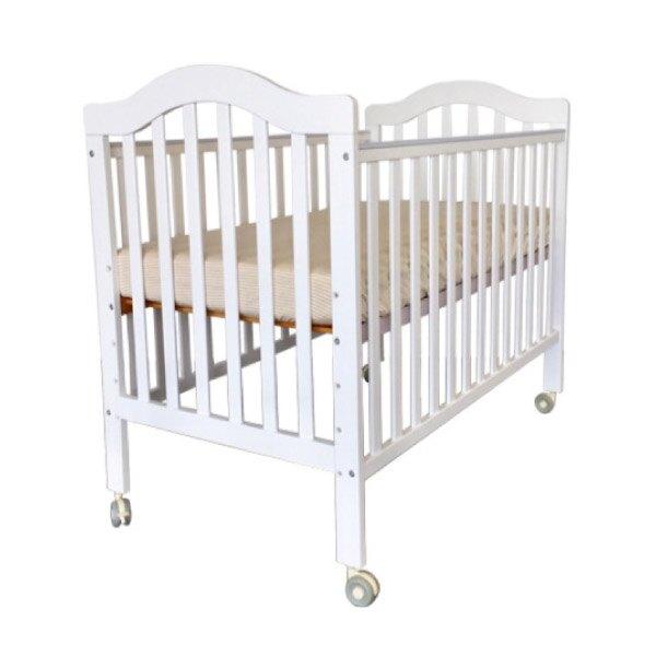 【預計7月中到貨】喬依思 La joie Bella 貝拉 嬰兒中床/嬰兒床(附床墊)