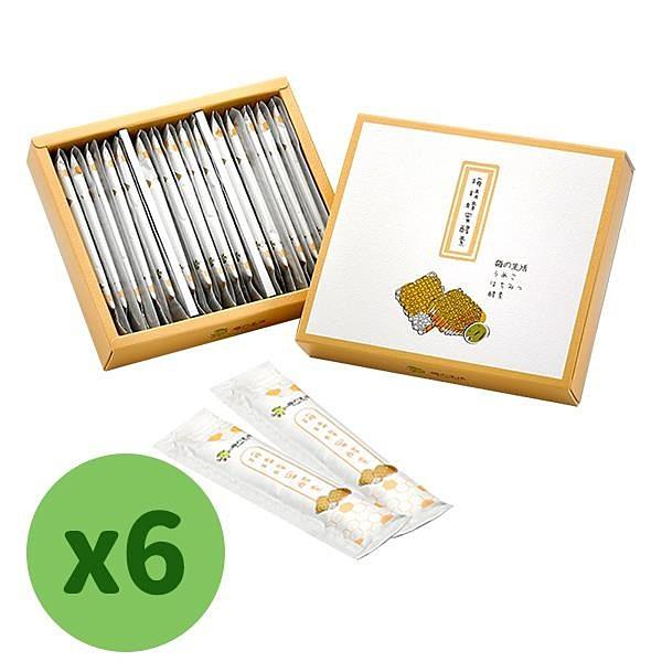 【南紡購物中心】【梅的生活 PlumLife】 梅精蜂蜜酵素飲 30條/盒 (共六盒)