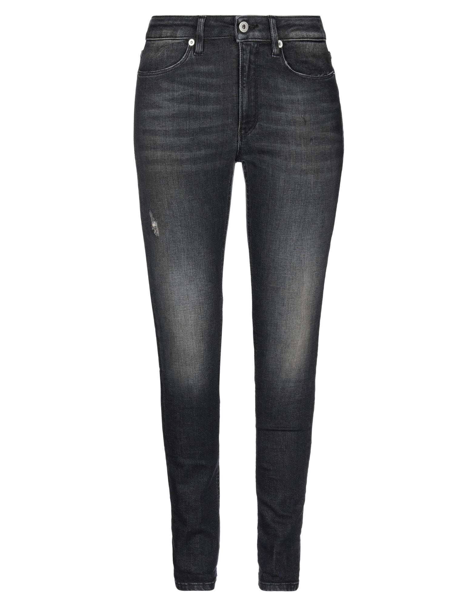 DONDUP Denim pants - Item 42820751