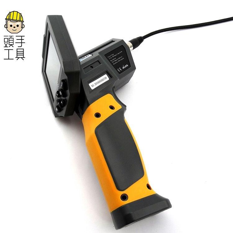 【頭手工具】 工業內視鏡  三米蛇管 高清管道內窺鏡 蛇管錄影機 管道檢測 管道鏡 VB300管路探勘攝影機 汽車保養廠