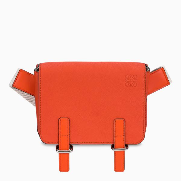 Loewe Orange military bumbag