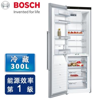 BOSCH 博世 8系列 220V 獨立式300L冷藏冰箱 KSF36PI33D