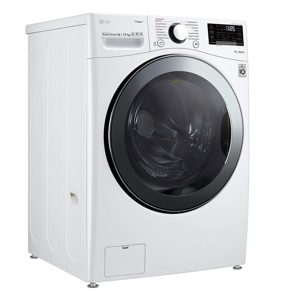 LG 樂金 18公斤 蒸洗脫烘 滾筒洗衣機 WD-S18VBD 冰磁白 全省免運+基本安裝+舊機回收