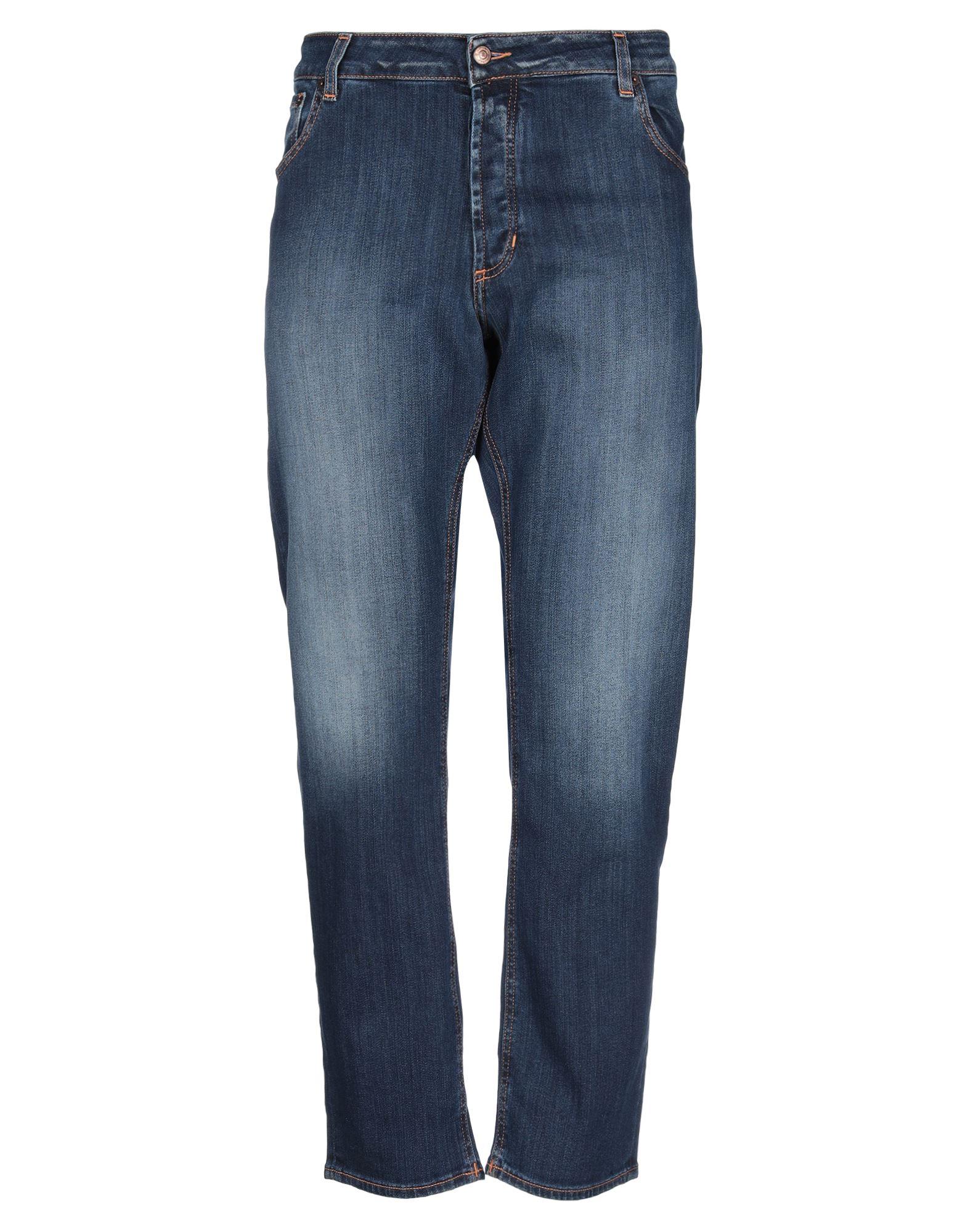 JEANSENG Denim pants - Item 42820576