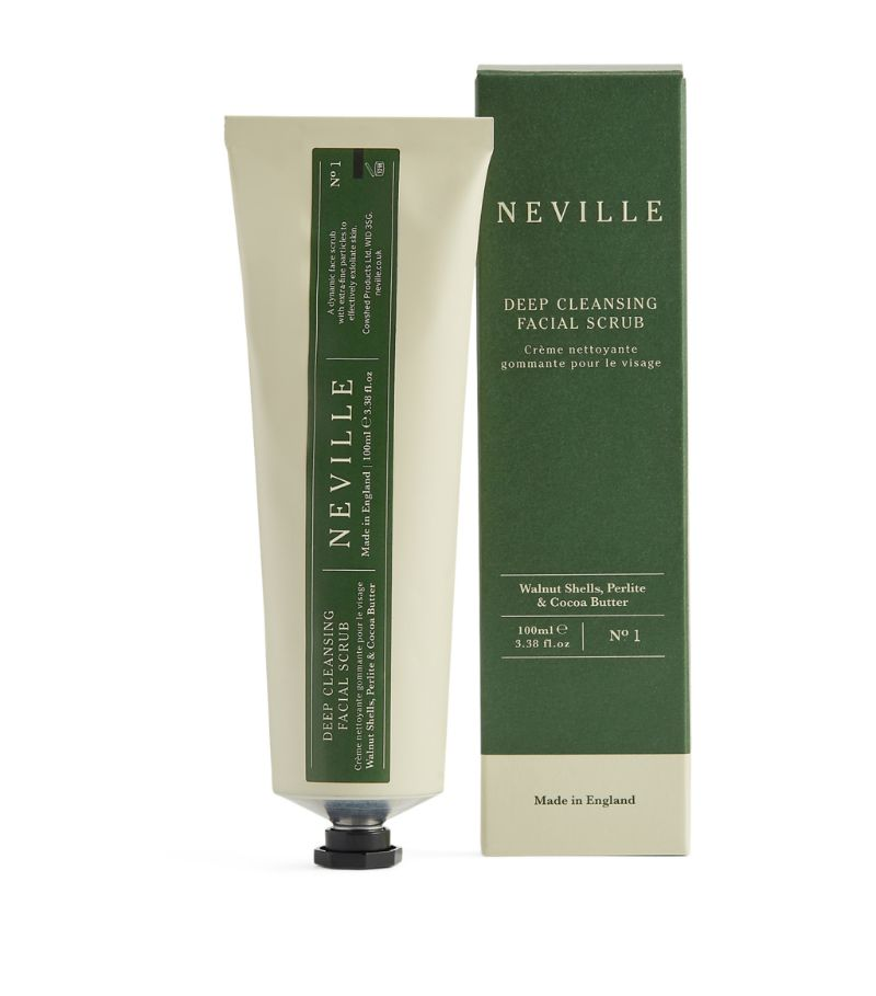 Cowshed Neville Deep Cleansing Facial Scrub (100Ml)