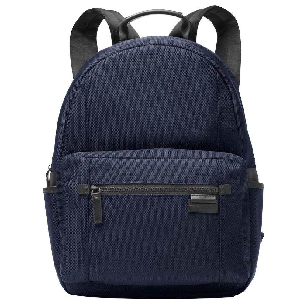MICHAEL KORS 後背包 尼龍布料 電腦包 雙肩包 公事包 M76688 深藍色MK(現貨)