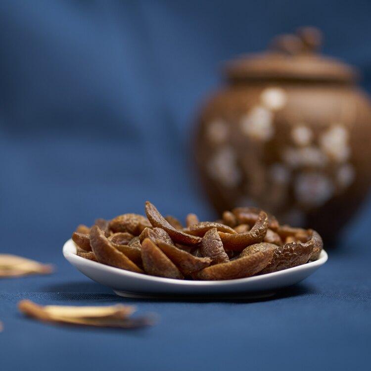 橄欖簽蜜餞 /袋裝-一片接著一片,鹹中帶甜又回甘!【橄欖先生】