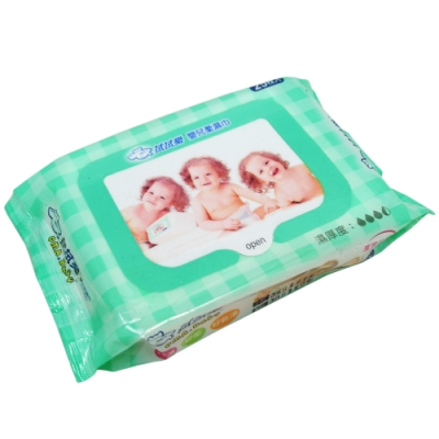 拭拭樂柔濕巾-25枚x12包