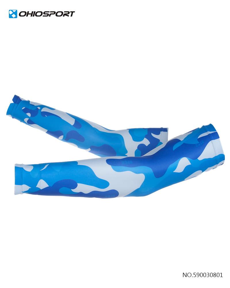 OHIO迷彩涼感防曬袖套-三色》★水藍 ★卡其 ★軍綠 (590030801)