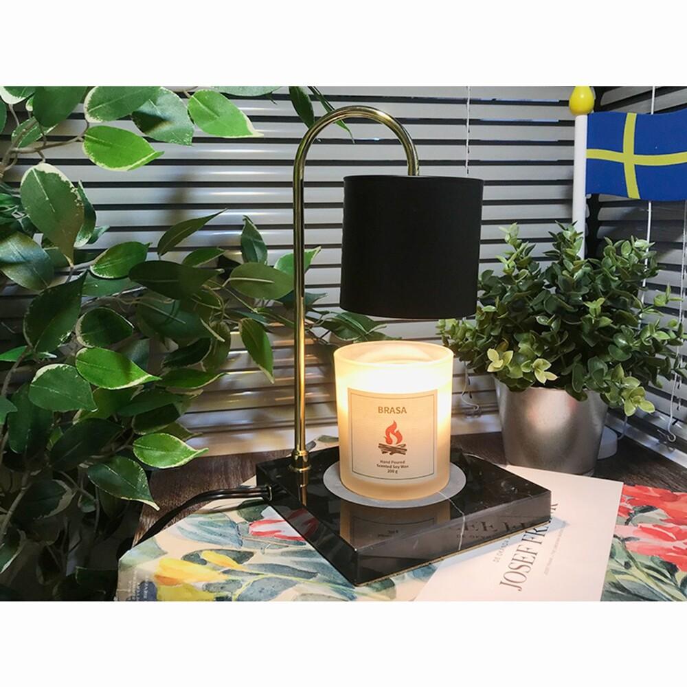 hoi! 瑞典vana 蠟燭暖燈-大理石檯款(大)(多款尺寸可選)