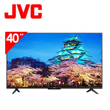 JVC 40型FHD 多媒體LED液晶顯示器(40B)