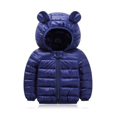 兒童棉服 棉衣兒童冬裝衣服兒童輕薄兒童羽絨棉外套男女小童棉襖冬