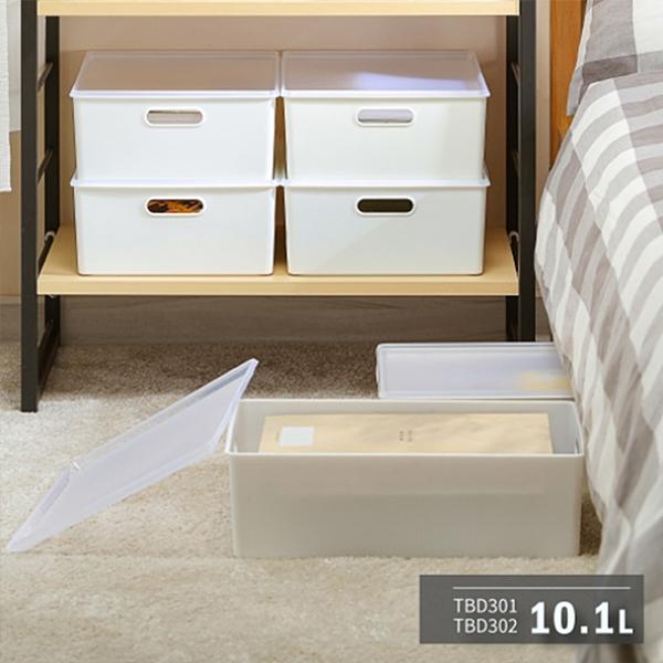 【我們網路購物商城】聯府 TBD30 博多收納盒 10.1公升 TBD30-1 TB30-2 收納箱 置物箱