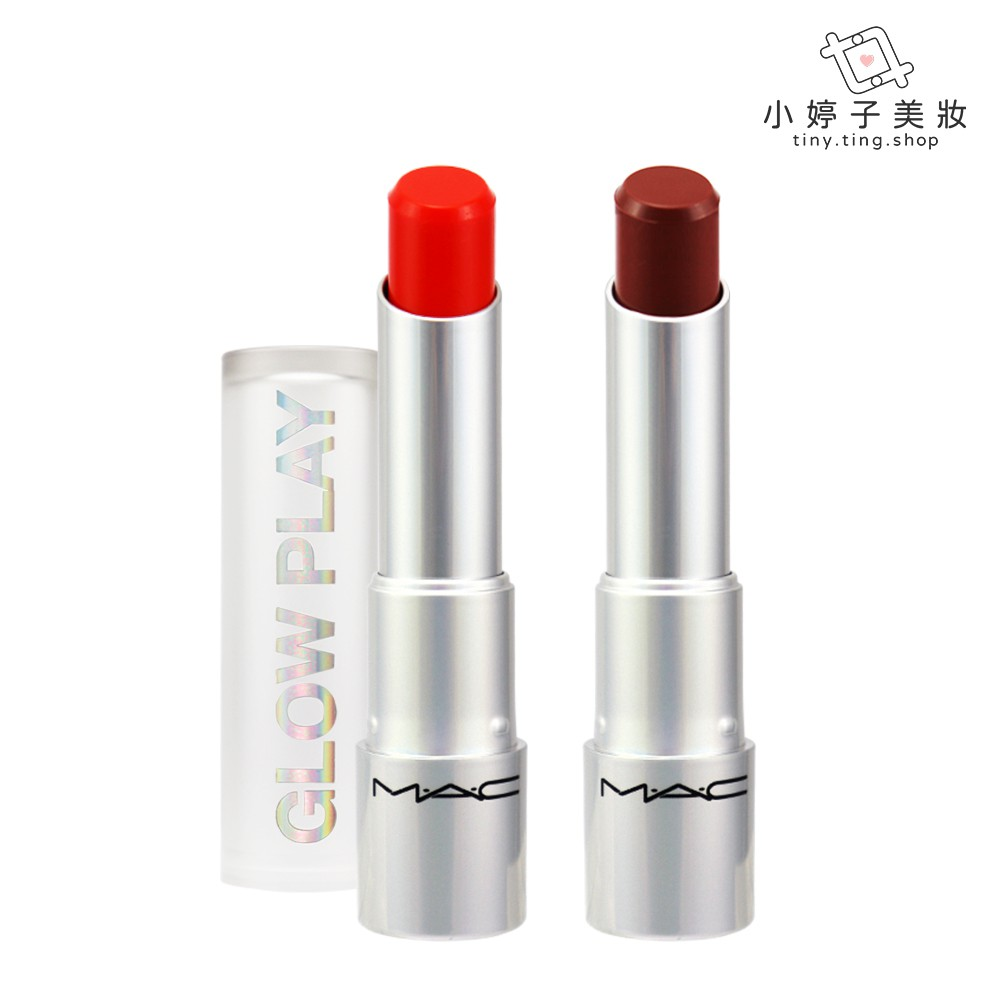 M.A.C 水漾果凍潤唇膏3.6g 多色可選 小婷子美妝