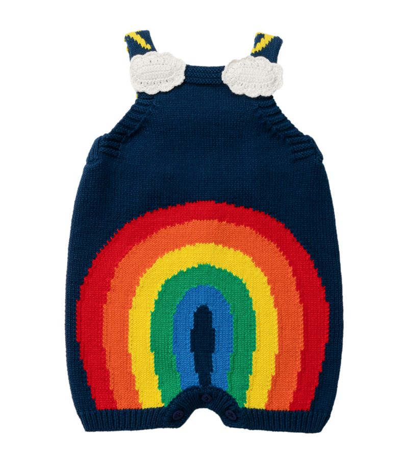 Stella Mccartney Kids Rainbow Knit Bodysuit (3-18 Months)