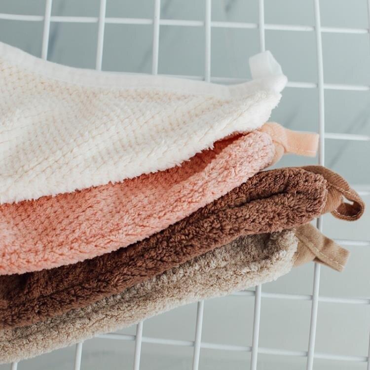 【兩條裝】浴帽超強吸水干發帽擦