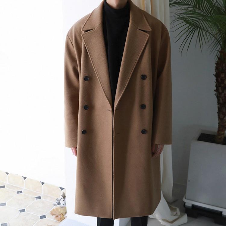 【FADE.MEET】毛呢大衣 1432