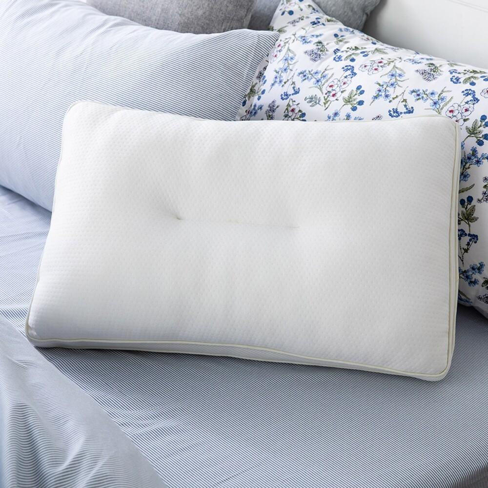 hoi! 羽絲記憶可調高度雙面枕
