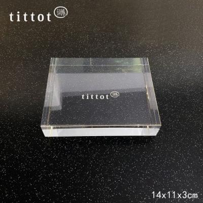 琉園tittot 壓克力底座 14x11x3cm 小長