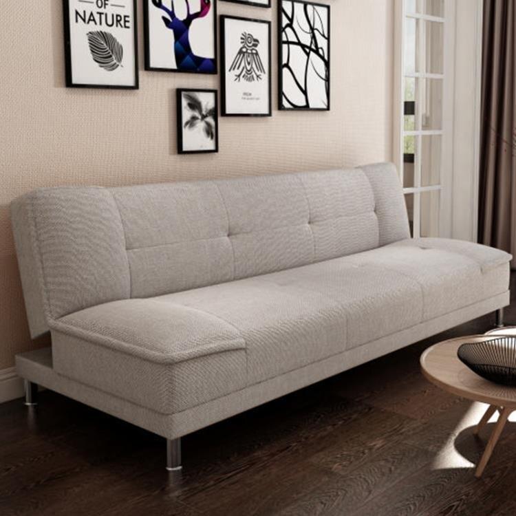 【現貨】實木沙發床兩用可折疊客廳辦公單人雙人多功能簡約現代小戶型1.8m 快速出貨