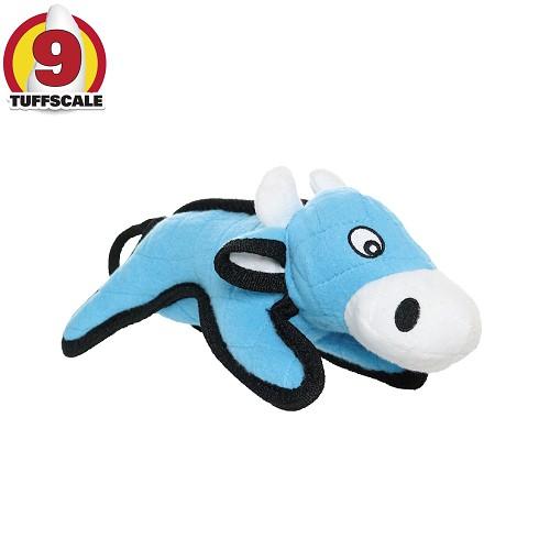 【TUFFY-狗玩具】TUFFY動物庭院系列:班尼牛牛(小)