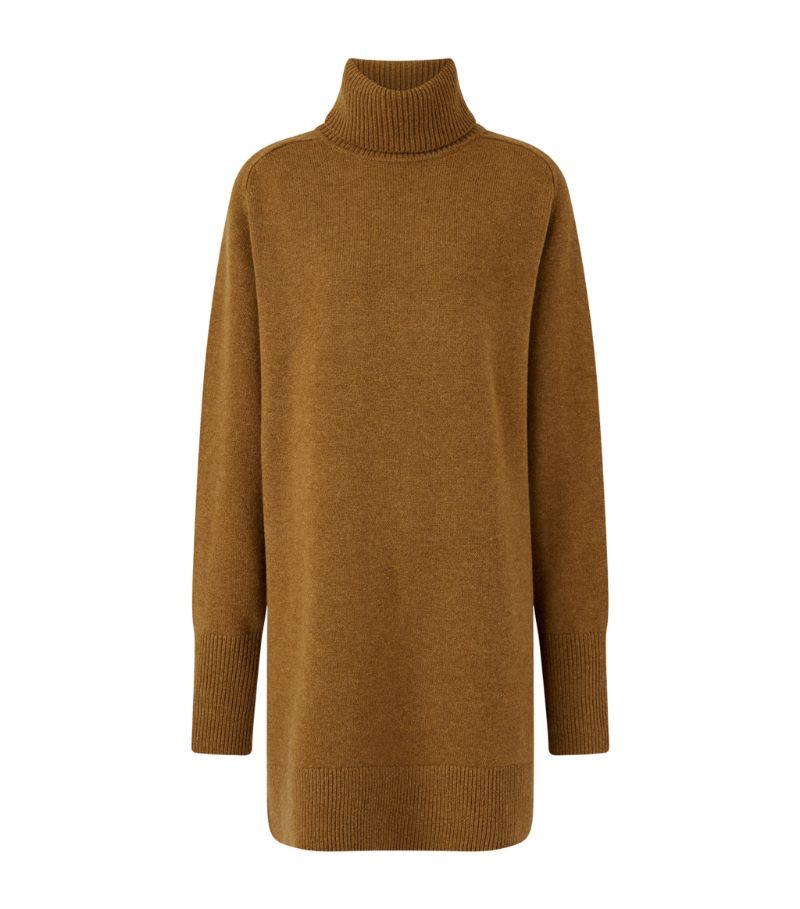 Joseph Oversized Rollneck Sweater