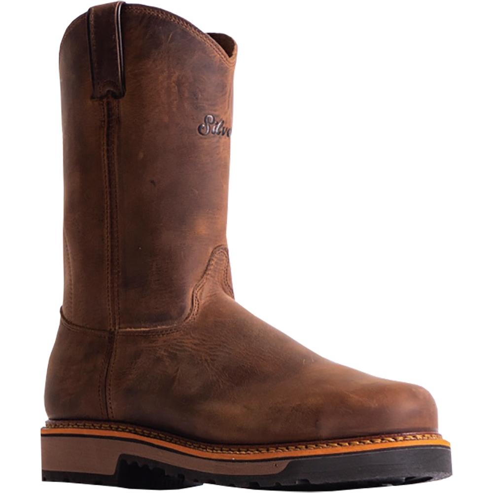 Silverado by Abilene Joe (Steel Toe) - Mens Cowboy Boots