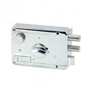 鍍鉻三段鎖卡巴鎖匙 H301-OT3
