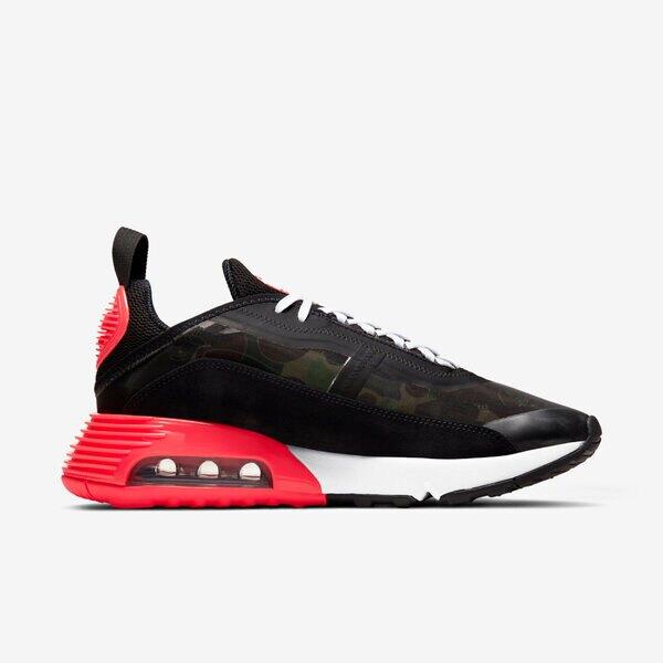 Nike Air Max 2090 [CU9174-600] 男鞋 運動 休閒 慢跑 舒適 氣墊 緩震 穿搭 紅 黑