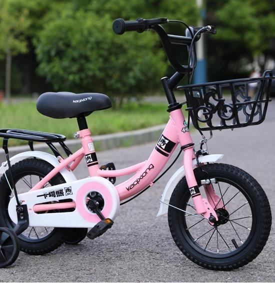 兒童自行車2-3-4-6-7-8-9-10歲女孩公主款童車小孩男孩腳踏單車 新年钜惠