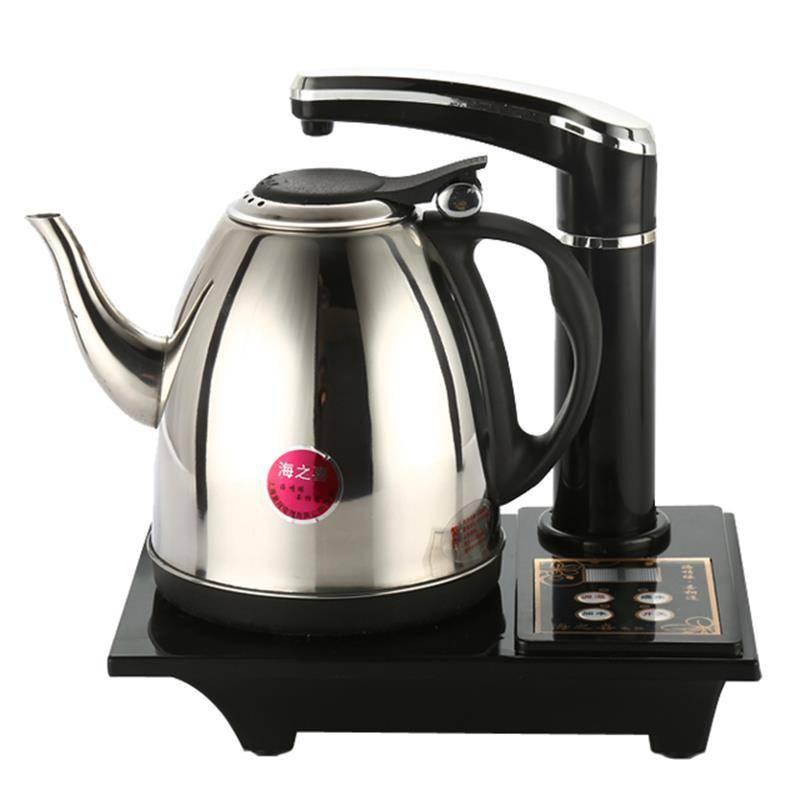*新款*家用大桶水抽水器飲水機上水器純凈水桶壓水器小型迷你加熱器茶具
