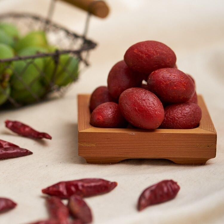 紅辣橄欖蜜餞 /小罐-辛辣甜滋味的好選擇【橄欖先生】-現貨供應