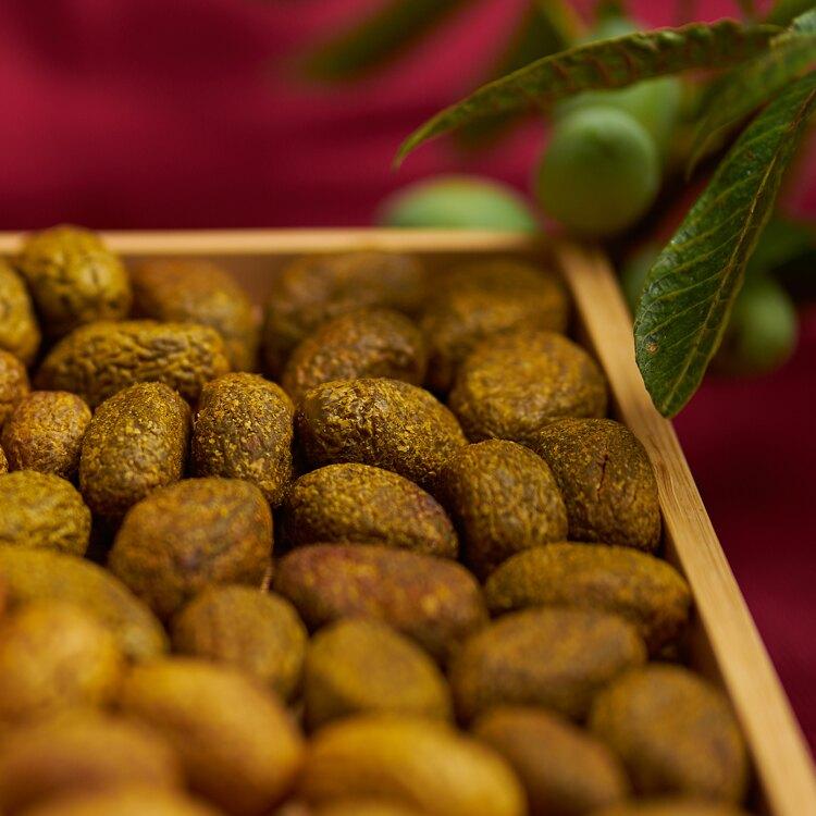 古早味橄欖蜜餞 /大罐-口感鹹後回甘,充滿懷舊滋味 【橄欖先生】-現貨供應