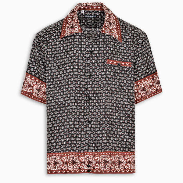 Dolce & Gabbana Bandana print shirt