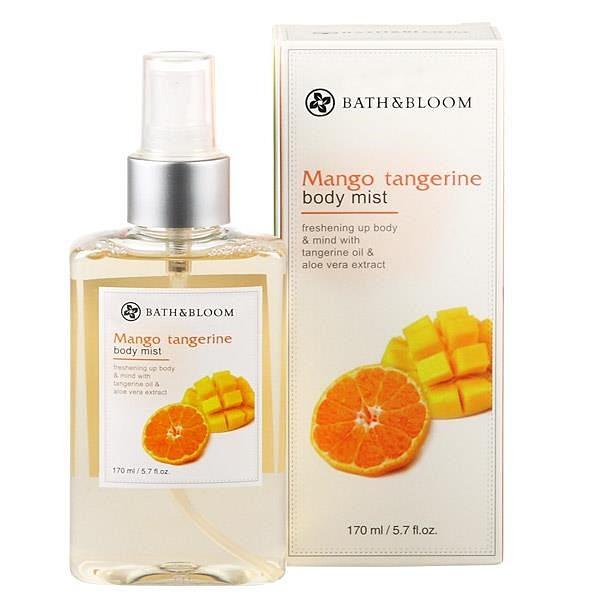 【南紡購物中心】Bath & Bloom 芒果柑橘美體淡香水170ml