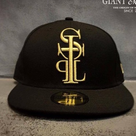 STAPLE CROSS NEW ERA FITTED SP12 全封帽【 GIANT MALL 】