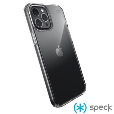 Speck Presidio Perfect-Clear iPhone 12 Pro Max 透明抗菌防摔殼
