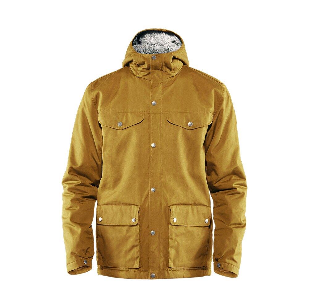 (男) 瑞典|【Fjallraven】Greenland Winter Jacket M 外套-橡子/ 深森林 87122-166 / 87122-662