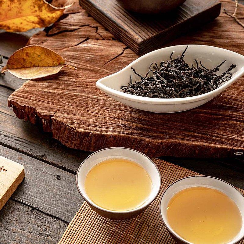 【 日月潭紅玉紅茶 】天然肉桂香 - 薄荷涼感