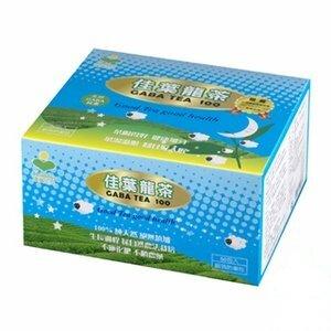 【KOMBO】GABA TEA 100 佳葉龍茶50入隨身包X3盒