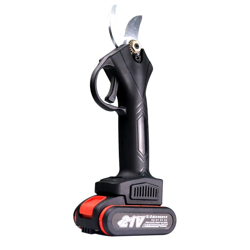 若松電動果樹剪刀電動剪園林園藝修剪機充電
