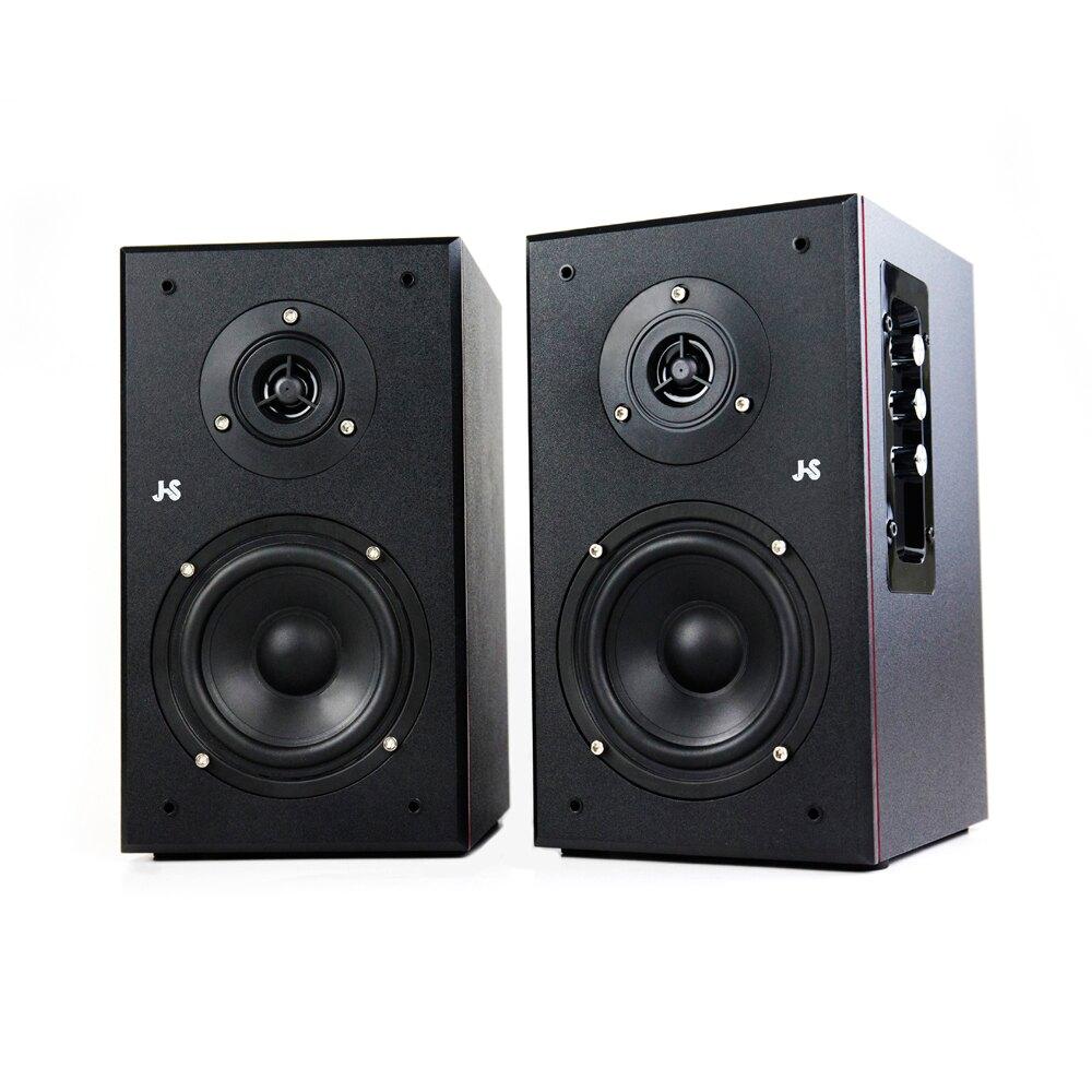 【迪特軍3C】JS JY2063 木匠之音 2.0全木質喇叭 喇叭 音響 非 JY3060 JY3017 JY3052 JY3302