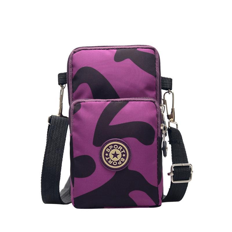 韓版款式袋女子斜挎包手機沃特一個錢包夏季迷你小型立式袋