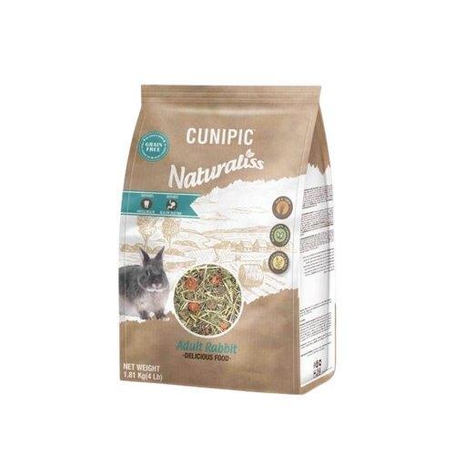 CUNIPIC Naturaliss頂級草本成兔糧1.81Kg.自於在野外覓食的天然營養.成兔飼料