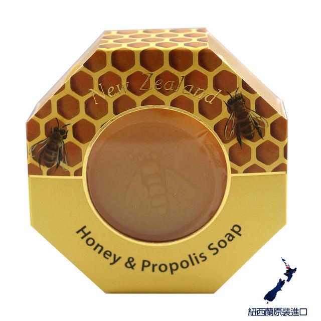 【PARRS】紐西蘭國寶麥蘆卡蜂蜜蜂膠防護皂 140g
